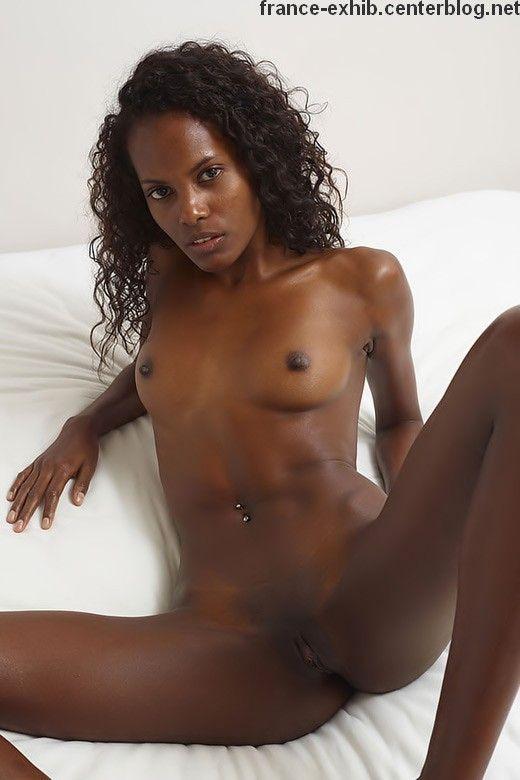 noire nue femme Belle