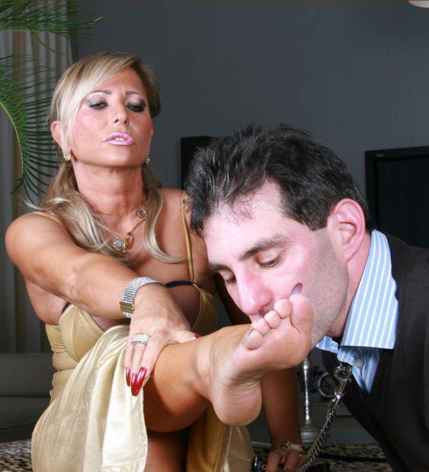 mature amateur dominatrice francaise